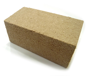Wood fibre board Isorel