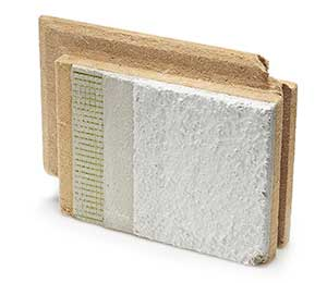 Wood fibre board Protect dry
