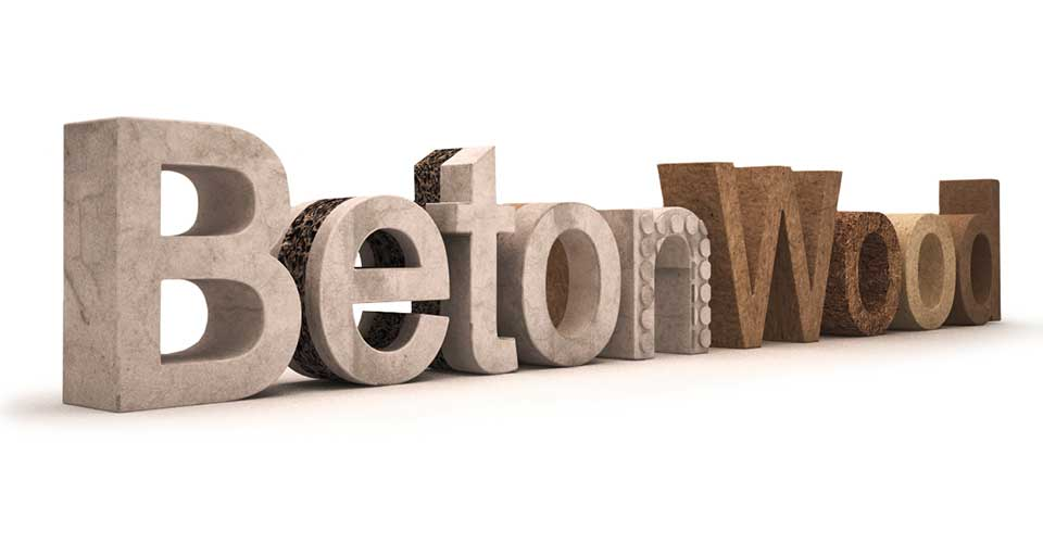 News logo Wood fibre board BetonWood