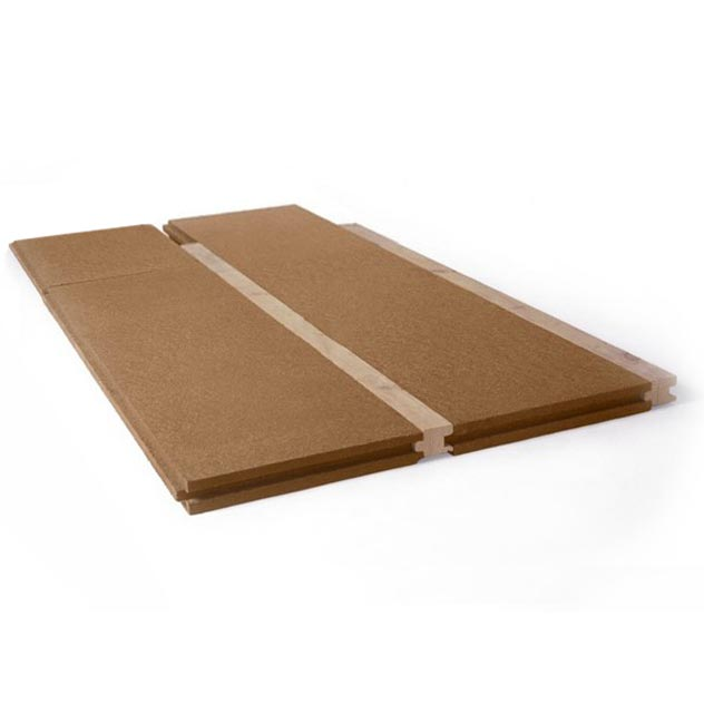 Wood fibre board FiberTherm Floor density 160 kg/mc